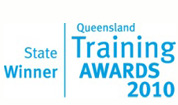 Queensland Training Awards - 2010 State Winner