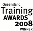Queensland Training Awards - 2008 Winner